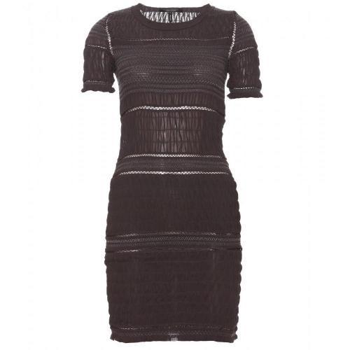 Isabel Marant Dag Gesmoktes Kleid
