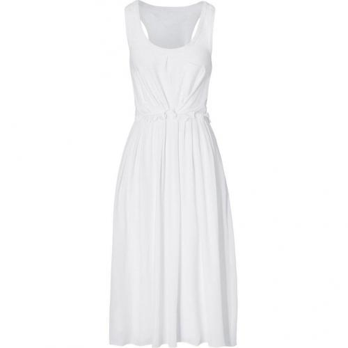Jay Ahr White Combo Dress