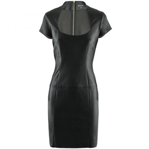 Jitrois Black Velours Dress Caravelle