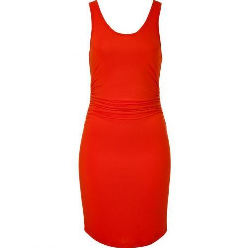 Kain Label Tomato Side Gathered Dress