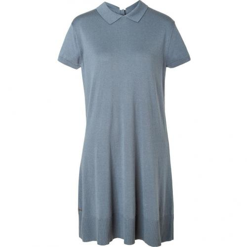 Lacoste Titan Knitted Polo-Dress With Back Button