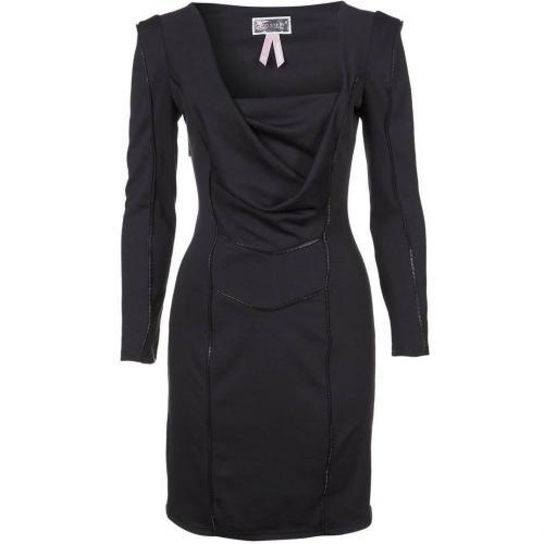 Lipsy Cocktailkleid / festliches Kleid blackpewter