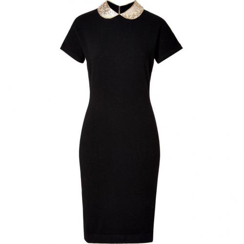 Marc by Marc Jacobs Black Mika Sweater Dress