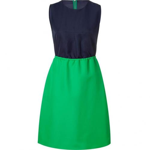 Marc by Marc Jacobs Fresh Grass Multicolor Tate Twill Dress