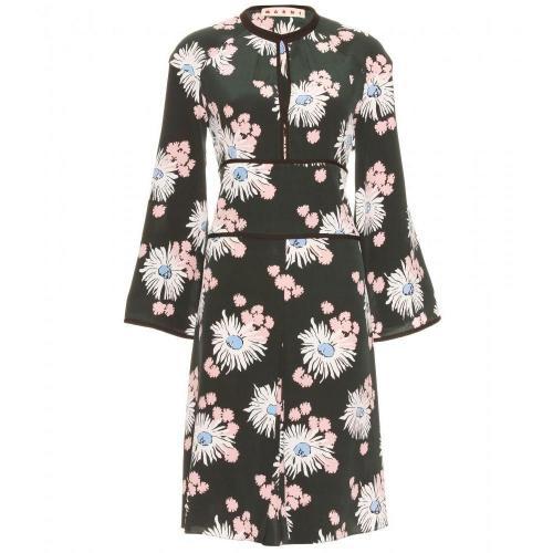 Marni Print-Kleid