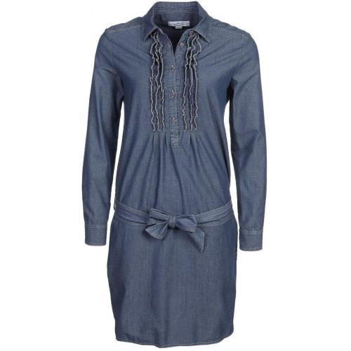 Mcs Marlboro Classics Jeanskleid blu denim