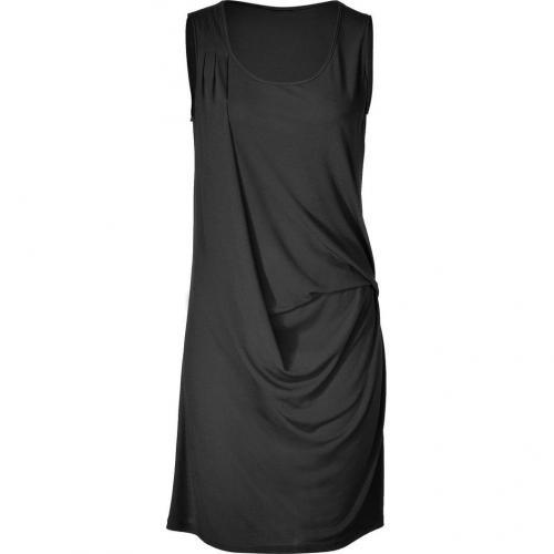 michael kors black drape dress my designer kleid. Black Bedroom Furniture Sets. Home Design Ideas