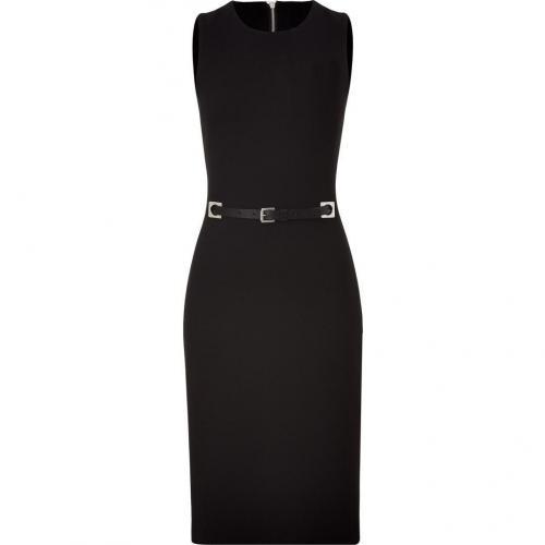 Michael Kors Black Dress with Black Belt