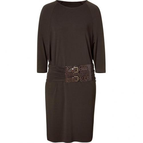 Michael Kors Teak 3/4 Raglan Sleeve Dress
