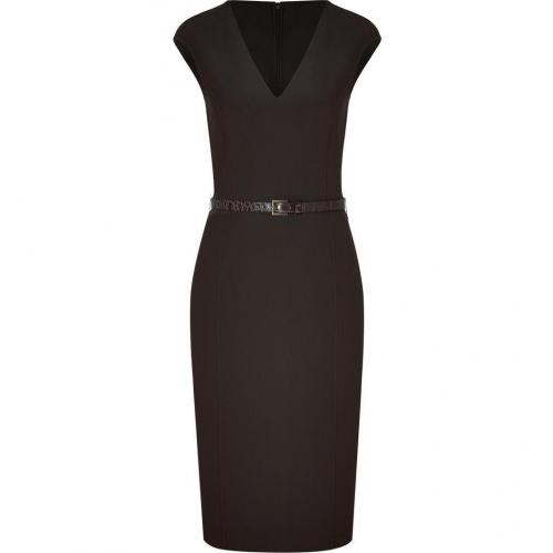 Michael Kors Teak Belted Sheath Dress