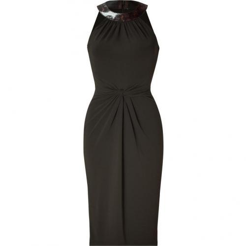 Michael Kors Teak Knot Front Dress