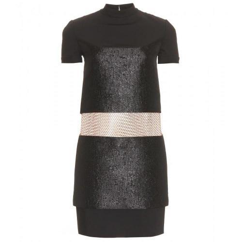 Paco Rabanne Kleid Mit Ketteneinsatz