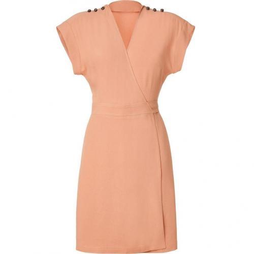 Paul & Joe Rose Linette Wrap Dress