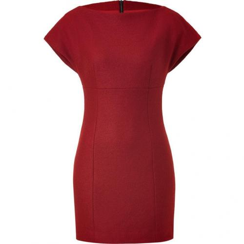 Plein Sud Orient Red Wool Dress