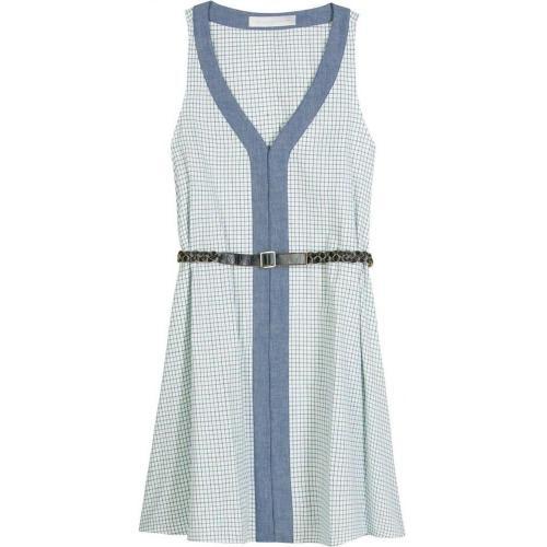 Proenza Schouler Belted Shirt Dress