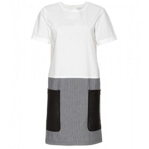 Proenza Schouler T-Shirt Denimkleid