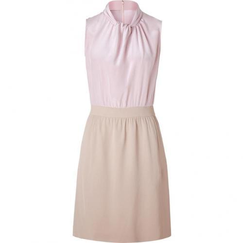 Raoul Pink Mimosa/Sesame Twist Dress