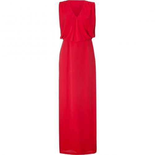 Raoul Tomato Red Wallis Maxi Dress