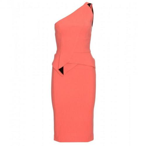 Roland Mouret Honey Kreppkleid