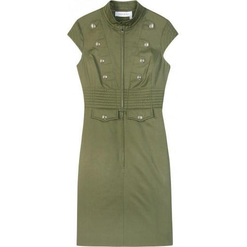 Saint Laurent Military Dress