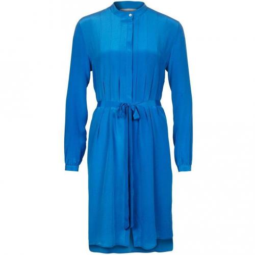 Sly 010 Addition Blusenkleid blau