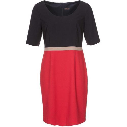 s oliver selection etuikleid black red my designer kleid. Black Bedroom Furniture Sets. Home Design Ideas