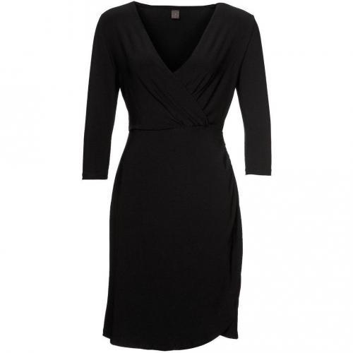 s.Oliver Selection Jerseykleid schwarz