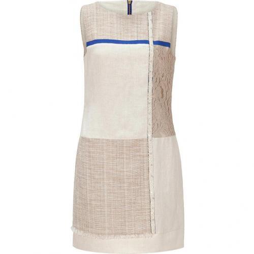Steffen Schraut Desert Mixed-Media Manhattan Dress