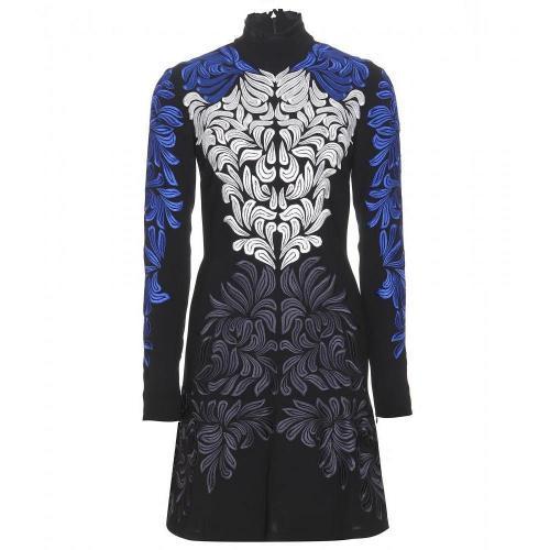 Amazon Besticktes Kleid