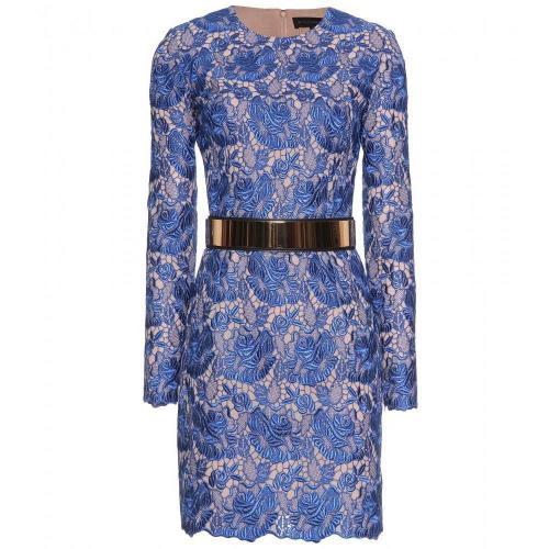 Amazon Besticktes Kleid Mit Gürtel