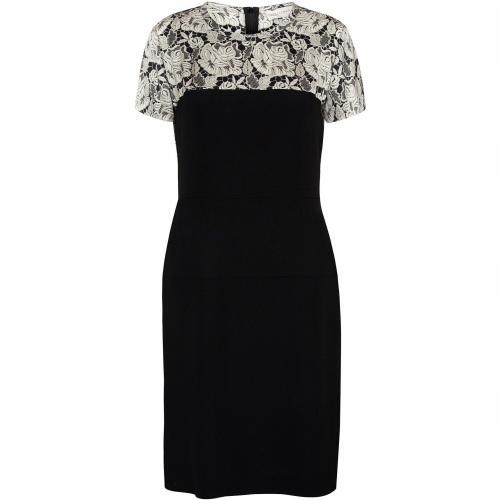 Amazon Kleid schwarzweiß
