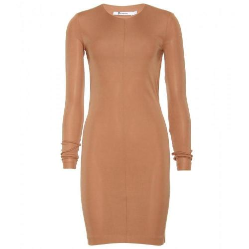 T by Alexander Wang Jerseykleid Mit Cut-Out