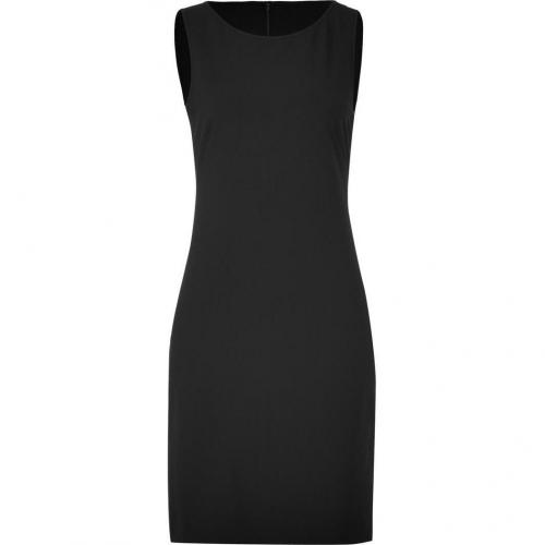 Theory Black Constance Tailor Dress