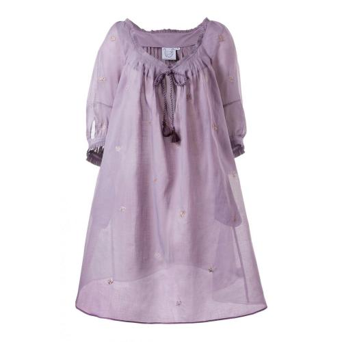 thierry colson kleid lavendel my designer kleid. Black Bedroom Furniture Sets. Home Design Ideas