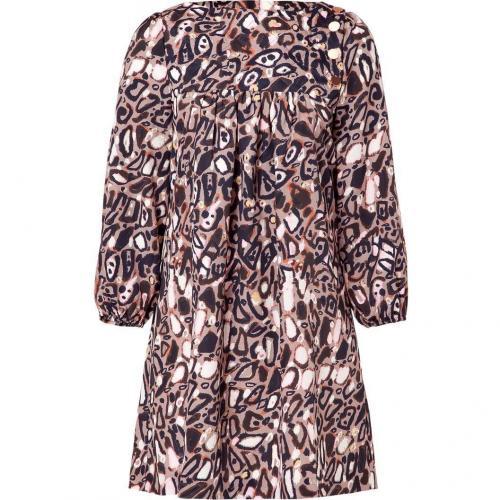 Twenty8twelve Multicolor Quilted Amoury Dress