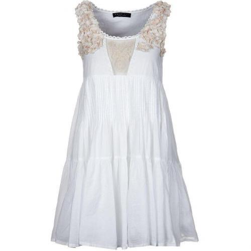 Twin Set Sommerkleid weiß