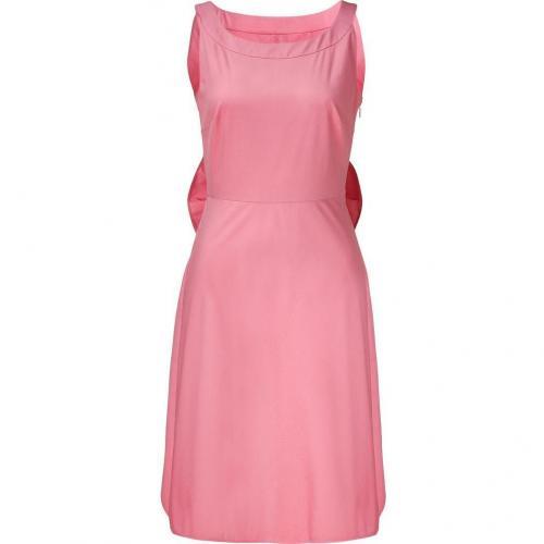 Valentino Pretty Pink Bow Embellished Dress