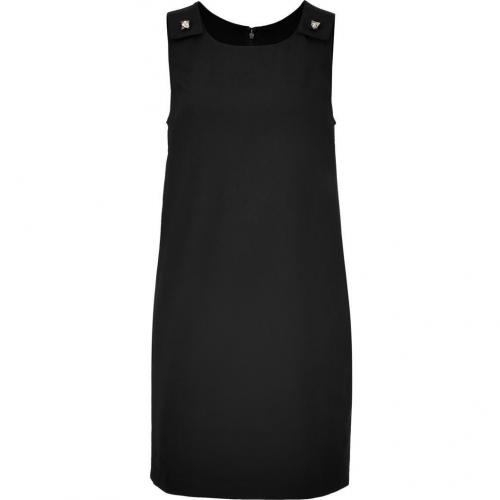Versace Black Mini Dress