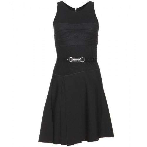Victoria Beckham Kleid Mit Gürtel