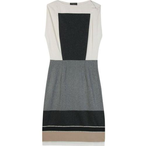 Vionnet Color Block Dress