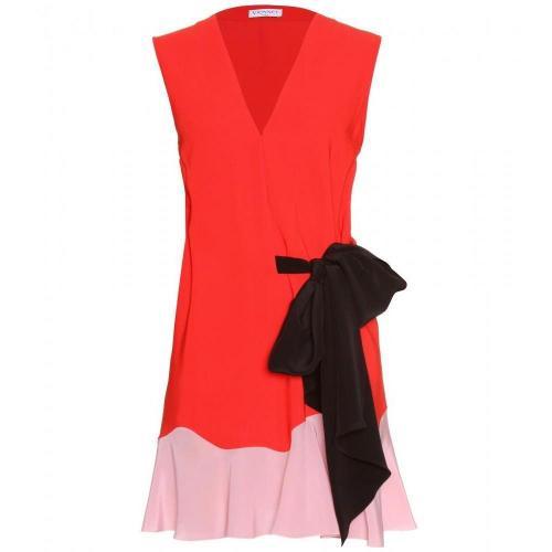 Vionnet Flared-Kleid