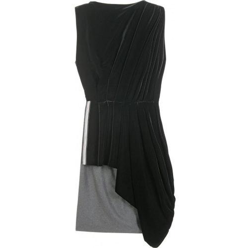 Vionnet Kleid Mit Samt-Drapierung